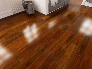 12mm QLD Spotted Gum
