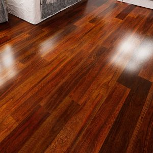 Evolution Gloss 12mm Dark Spotted Gum