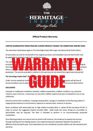 Hermitage-Inspire-Warranty
