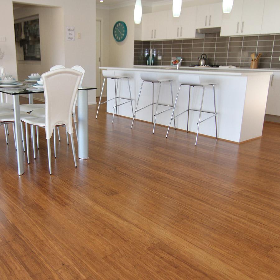 Bamboo Flooring | Genesis | Carbonised