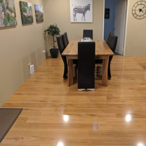 Evolution Gloss Blackbutt Laminate Flooring