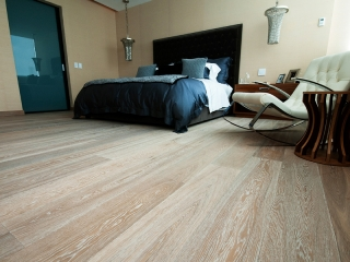 Engineered Woods | The Hermitage | Dark Smoked and Limed Oak