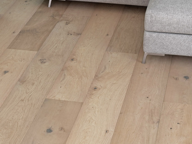 Engineered Wood | The Hermitage | French Washed Oak