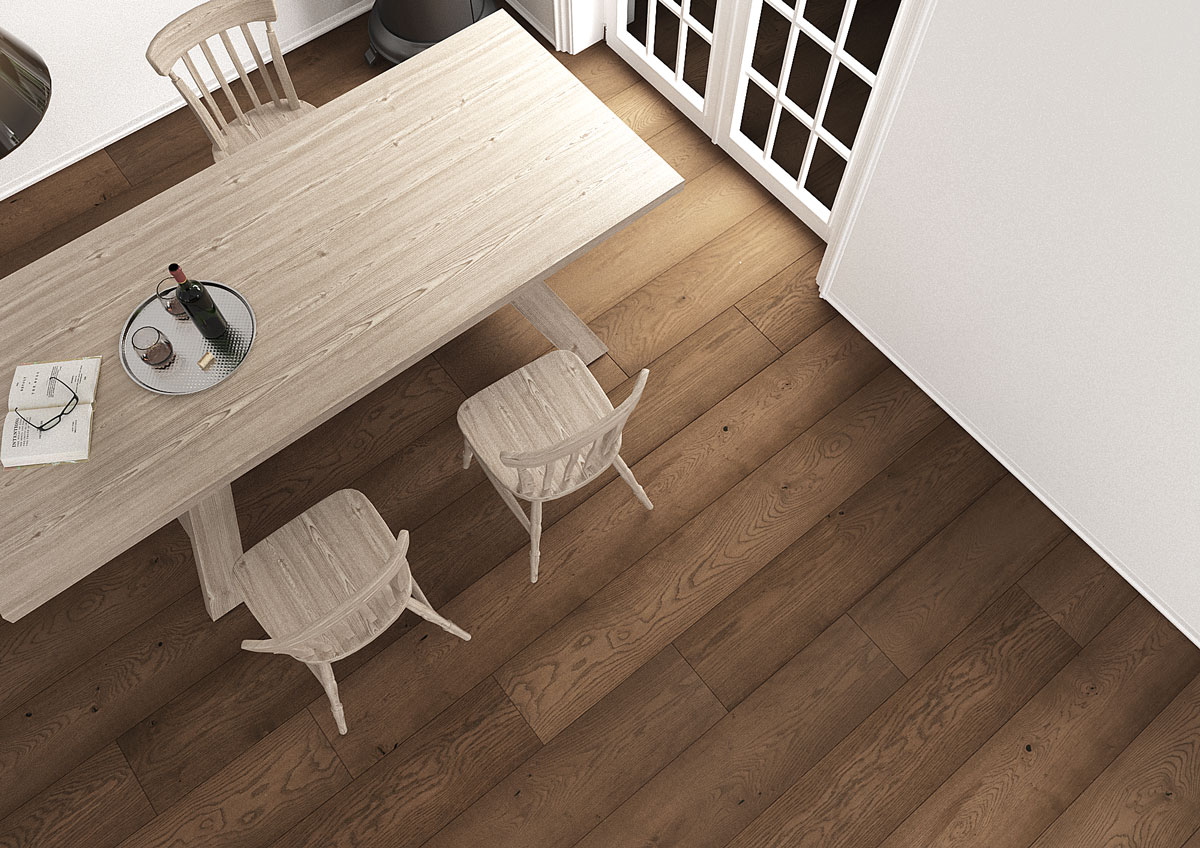 Engineered Wood | The Hermitage | Outback Brown