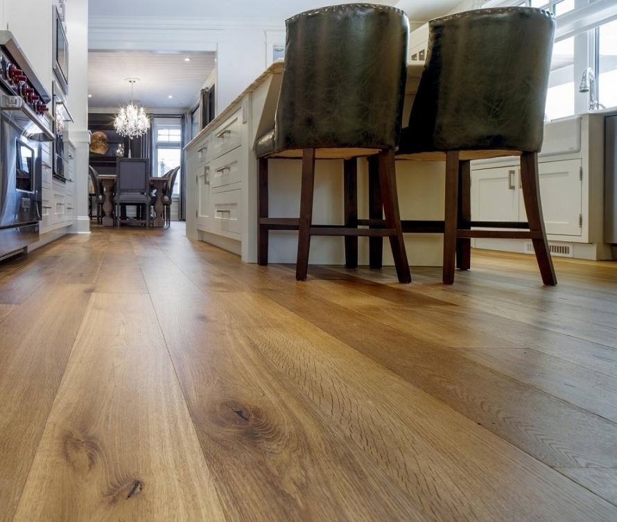 Engineered Wood | The Hermitage | Smoked Oak