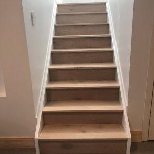 Hermitage Inspire loft stairs