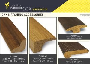 Plantino Oak Accessories