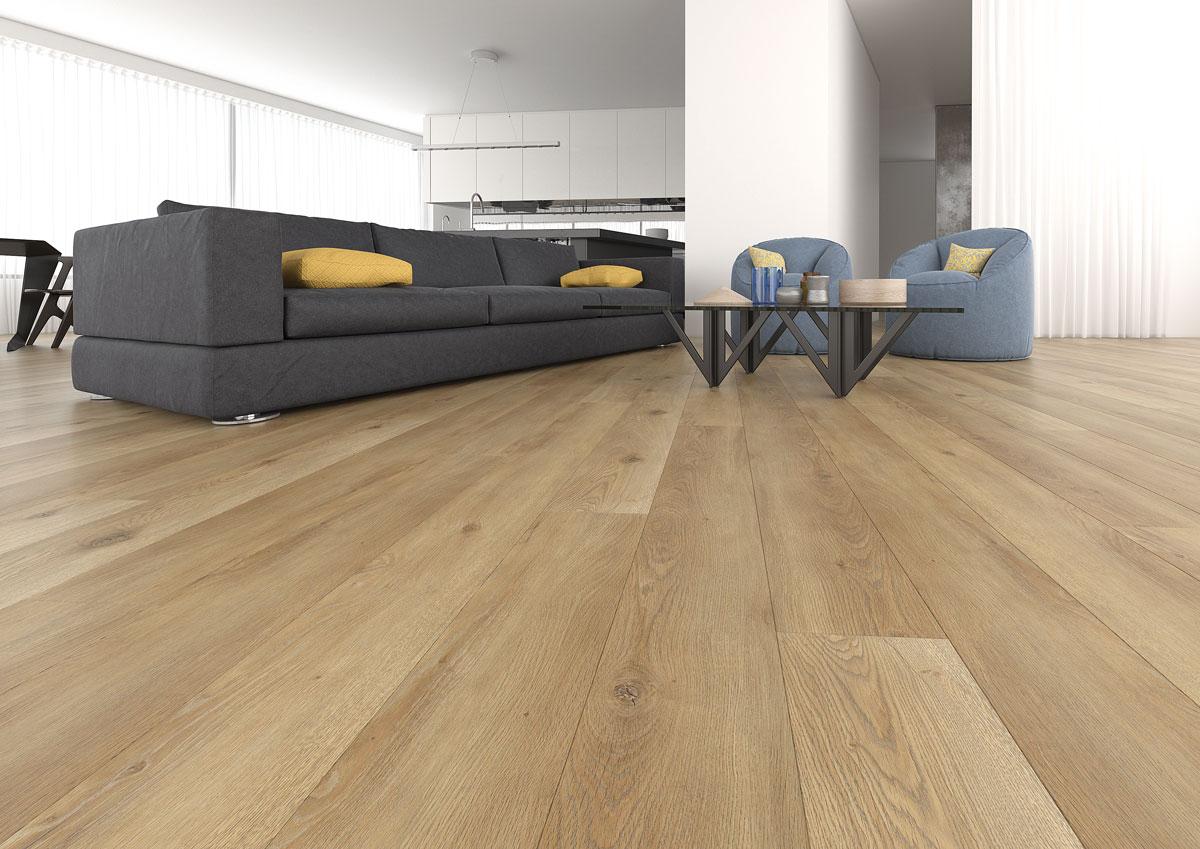 Hybrid Flooring | Abode Prime | Prague