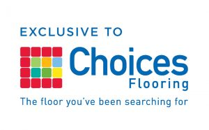 Exclusive to Choices logo