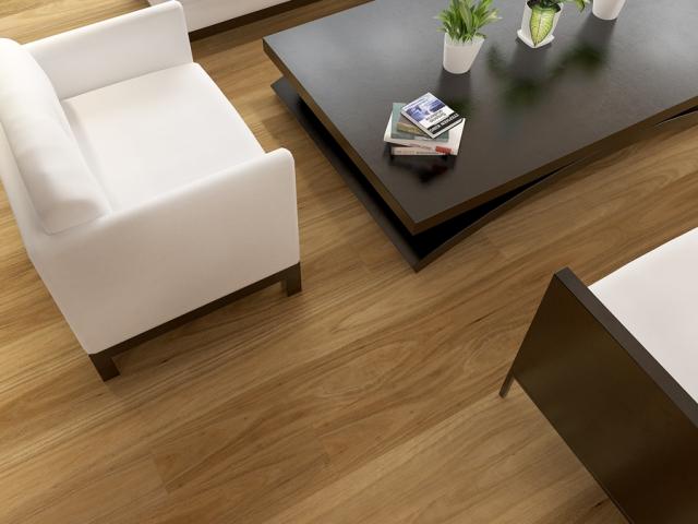 Hybrid Flooring | Rigid Plank | Coastal Blackbutt