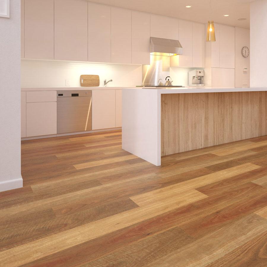Hybrid Flooring | Rigid Plank | Southern Spotted Gum
