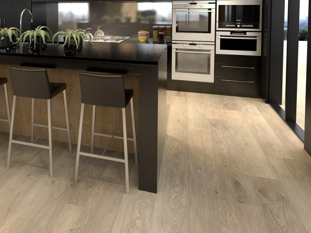 Rigid Plank Kensington Kitchen 1