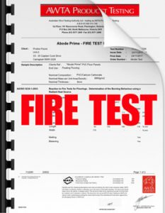 Abode-Prime-Fire-Test-Report