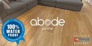 Abode Prime Blackbutt banner