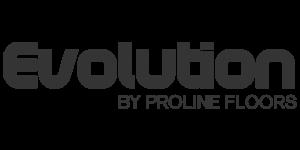 Evolution logo | Laminate flooring