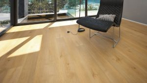 Stamdord from Rigid Plank range in apartment