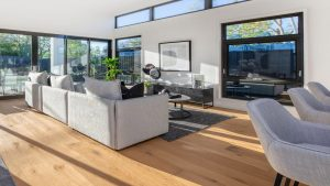 planting oak and timber flooring