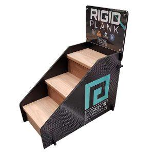 Rigid Plank Stair Nosing