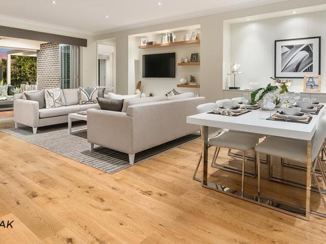 Engineered Wood | The Hermitage Oak | Natural Oak