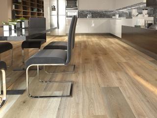 Hybrid Flooring l Quantum l Bergen
