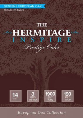 Hermitage Inspire Oak Brochure